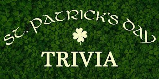 St. Patrick's Day Trivia at Tommy Doyle's