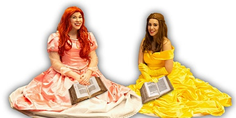 Magical Story Time with Princesses tickets
