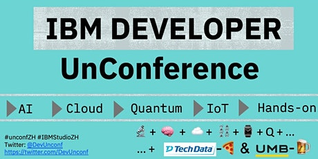 IBM Developer UnConference - Zürich, Switzerland  Tickets