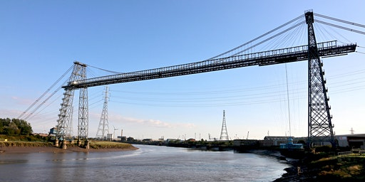 Walk 4 Bridge over the River Usk with the Living Levels