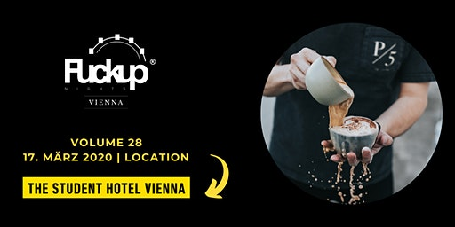 Fuckup Nights Vienna | Vol 28