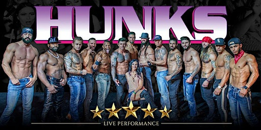 HUNKS The Show at Cheers Live Music Venue (Midlothian, IL)