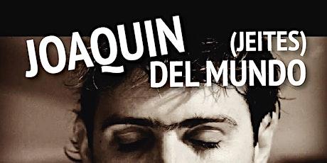 Joaquin Del Mundo (JEITES) en Bariloche entradas