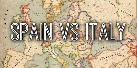 Battle Dinner: Spain VS Italy tickets
