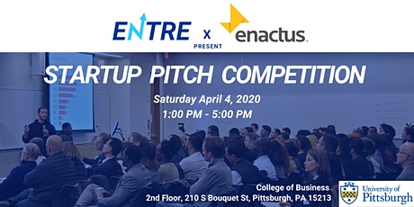 Pittsburgh Startup Pitch Competition tickets