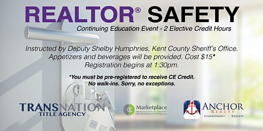 Realtor Safety March 2020