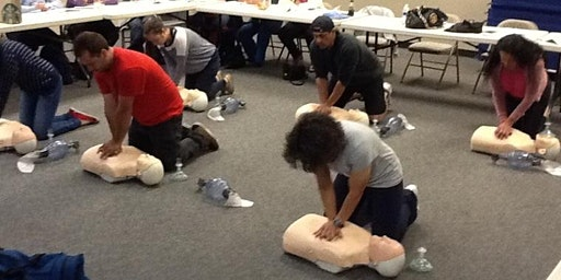 CPR, First Aid AED Training (Adult, Child & Infant)
