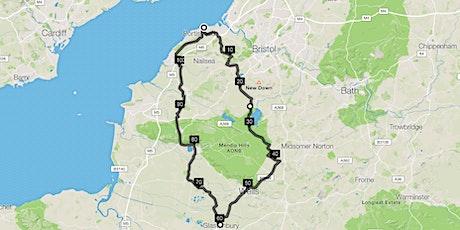 The Bristol Gulls AUDAX (110km) tickets