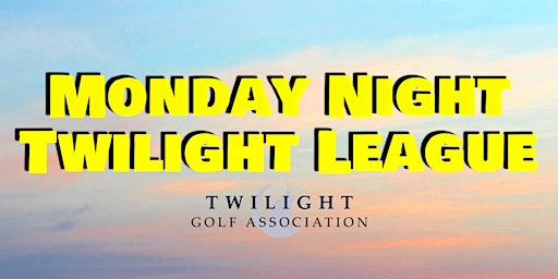 Monday Twilight League at White Oaks Country Club