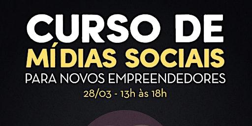 Mídias Sociais para Novos Empreendedores