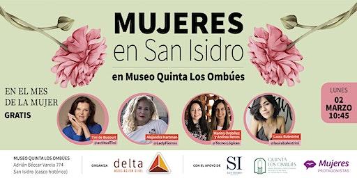 Mujeres en San Isidro