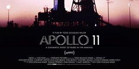 Apollo 11 (2019) tickets