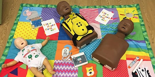 Whitehaven 2 Hr baby & child first aid awareness class for parents grandparents carers