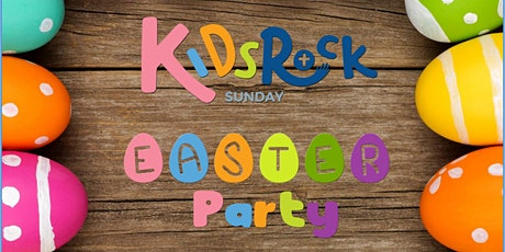 Kids Rock Easter Party tickets