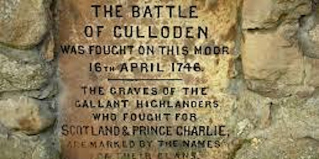 What if Prince Charles had won at Culloden? tickets