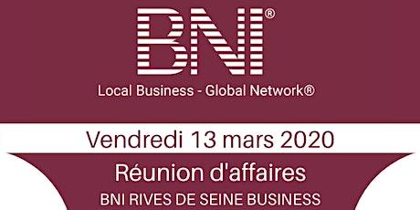 BNI - Spéciale Business billets