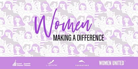 Women Making a Difference  tickets