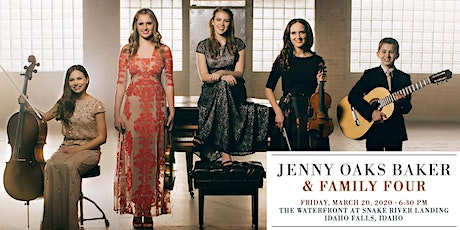 Jenny Oaks Baker & Family Four at The Waterfront tickets