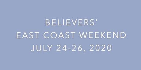 Believers' East Coast Weekend 2020 tickets
