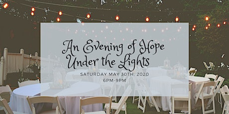 An Evening of Hope  Under the Lights tickets