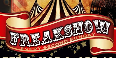 FREAKSHOW tickets