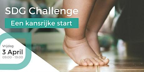 GEANNULEERD: SDG Challenge - Een kansrijke start tickets