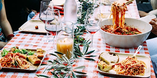 Potek Winery Spaghetti Supper // March 18th