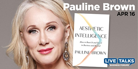 "Pauline Brown on ""Aesthetic Intelligence"" tickets"