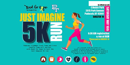 JUST IMAGINE® 5K RUN