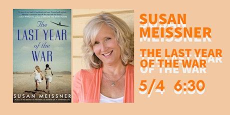 Susan Meissner tickets