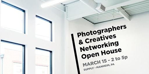 SUPPLY Photographers & Creatives Open House