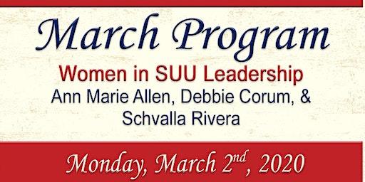 ICRW March 2020 Luncheon