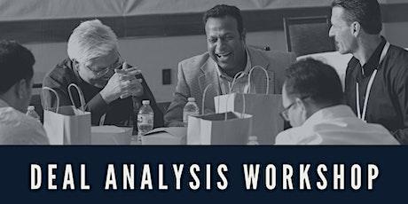 Deal Analysis Workshop 2020 tickets
