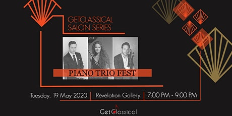 "GetClassical Salon Series at St.John's In The Village Revelation Gallery: ""Piano Chamber Fest"" Asiya Korepanova, piano, Netanel Draiblate, violin, Yoni Draiblate, cello tickets"