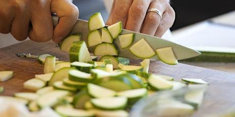 Basic Skills Series: Knife Skills #1—Slicing and Dicing tickets
