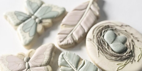 Springtime Cookie Decorating: Art with Royal Icing tickets