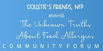 Collette's Friends Community Forum