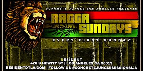 Ragga Sundays tickets