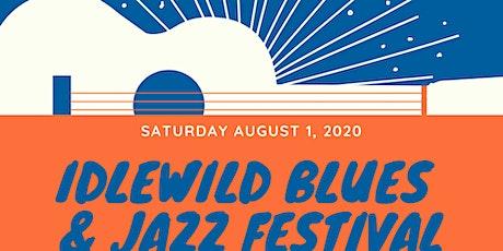 IDLEWILD Blues & Jazz Festival tickets