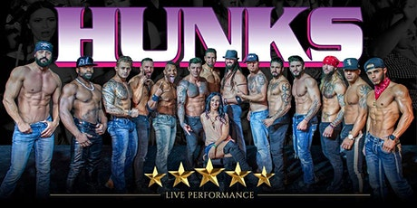 HUNKS The Show at The Showroom at Younger's (Romeo, MI) tickets