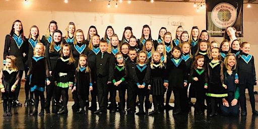 McDonald School of Irish Dance Hooley