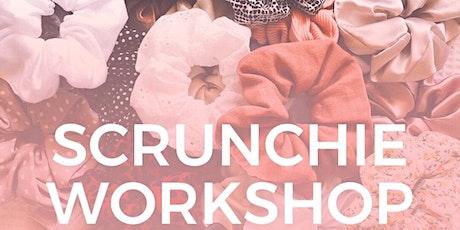 Afterwork Beginner Sewing & Scrunchy Making Workshop tickets