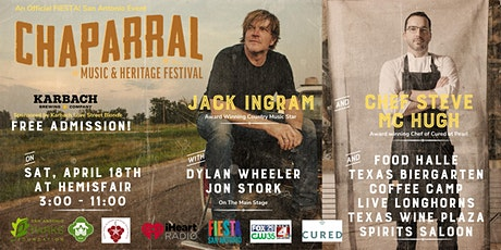 Chaparral Music & Heritage Festival tickets