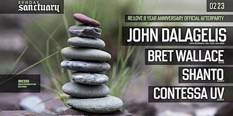 Sunday Sanctuary presents: JOHN DALAGELIS (BERLIN), BRET WALLACE, SHANTO tickets