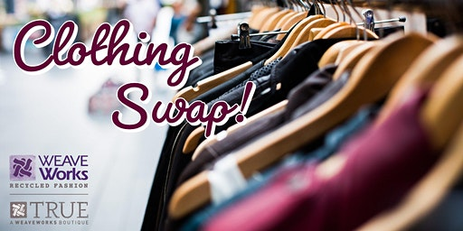 Sip & Swap Clothing with WEAVE