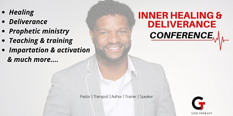 INNER HEALING & DELIVERANCE CONFERENCE tickets