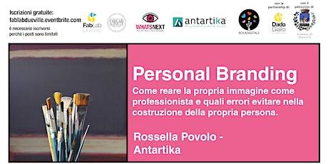 Personal Branding biglietti