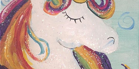 Mommy and Me Unicorn Painting Party tickets
