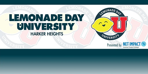 Lemonade Day University - Harker Heights