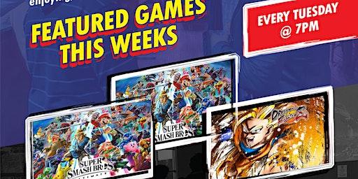Esports Game Night - Super Smash Bros &  Dragon Ball FighterZ Tournaments